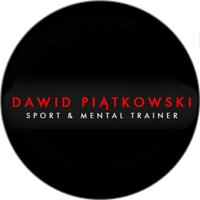 Dawid Piątkowski - sport & mental trainer